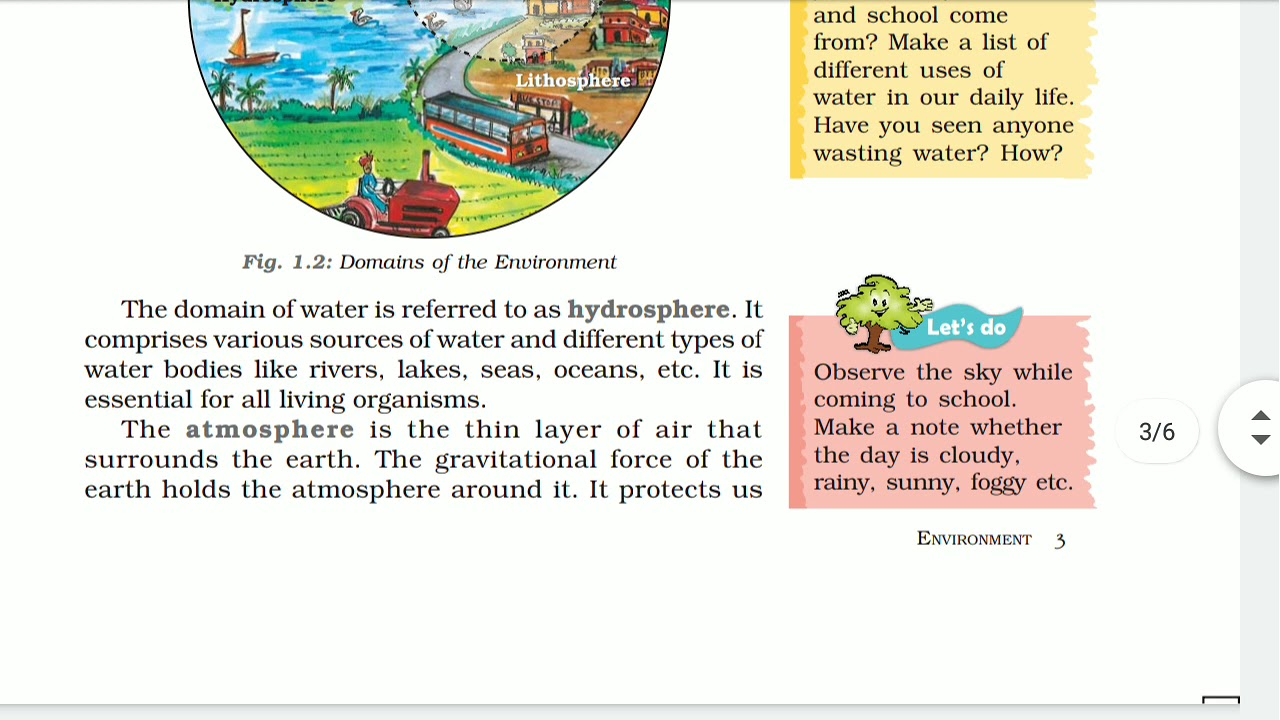 NCERT CLASS 7 SOCIAL SCIENCE, GEOGRAPHY CHAPTER 1 OUR ...