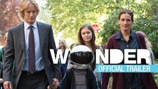 Wonder (2017 Movie) Official Trailer