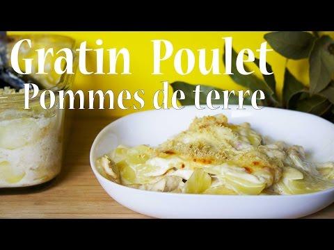 gratin-poulet-pommes-de-terre-facile-🍗-🥔-🧀