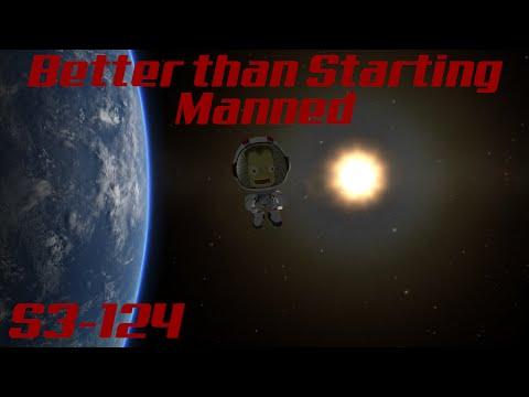 Asteroid Redirection - S3, E123 - KSP Better than Starting Manned