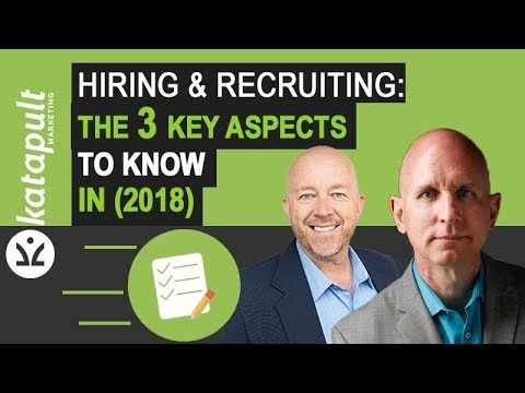 Hiring & Recruiting: The 3 Key Aspects To Know In (2018) With Scott Wintrip [Webcast #33]