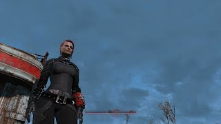 Fallout 4 Mod Review TERA Rogue Mashup