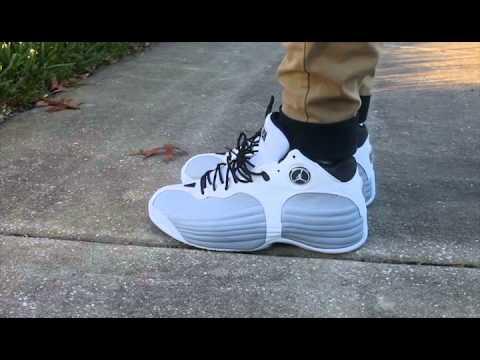 8e85e5b015cd Jordan Jumpman Team 1 Review - YouTube