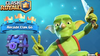 Clash Royale - Epic Deck With Epic Strategy  Arena 7 Epic Battle!