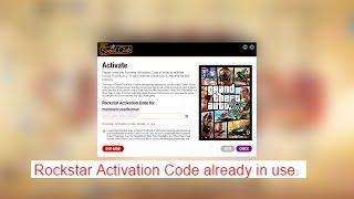 GTA 5 Aktivasyon Kodu Hatası Çözümü %100