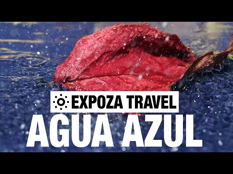 Agua Azul Vacation Travel Video Guide