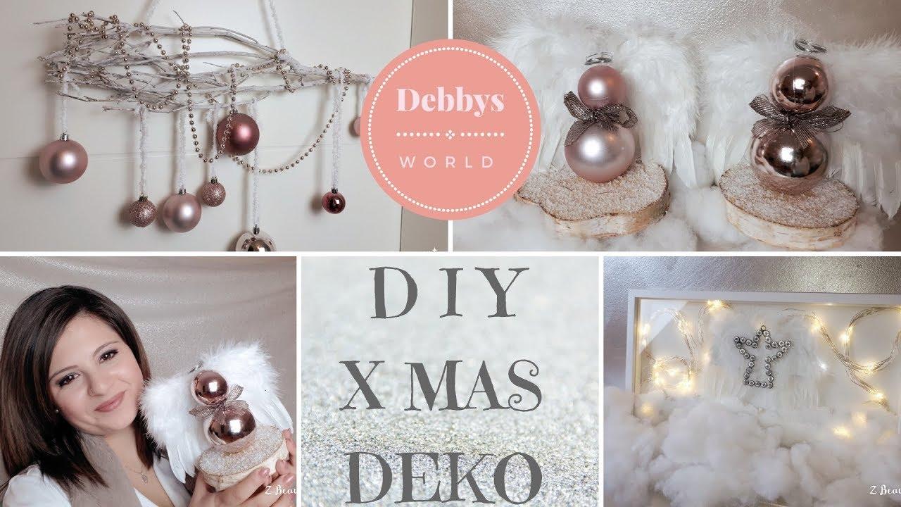 🎅DIY Weihnachtsdeko 2018 |Do it Yourself|Deko Ideen|DIY Christmas ...