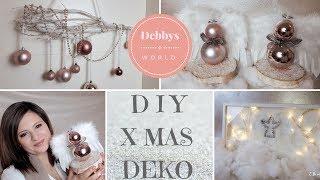🎅DIY Weihnachtsdeko 2018 |Do it Yourself|Deko Ideen|DIY Christmas decor
