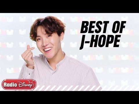 Best of BTS' j-hope on Radio Disney
