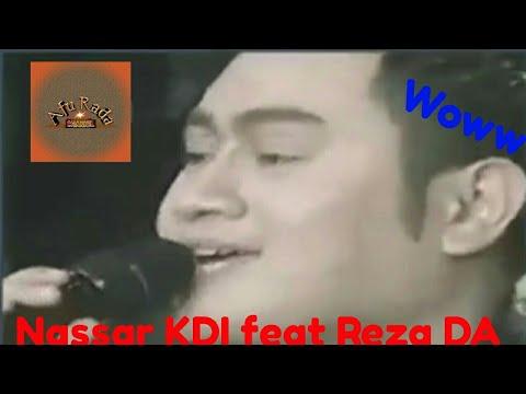 Duel Reza DA2 dan Nassar KDI....