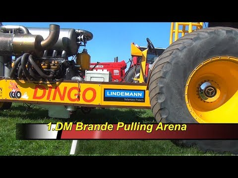 1.DM Brande 2018 Tractor  Pulling ☑ Superstock ✦ Heavy Modified + Farm 3