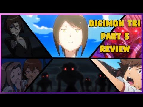Digimon Adventure Tri Part 5: Symbiosis Review!