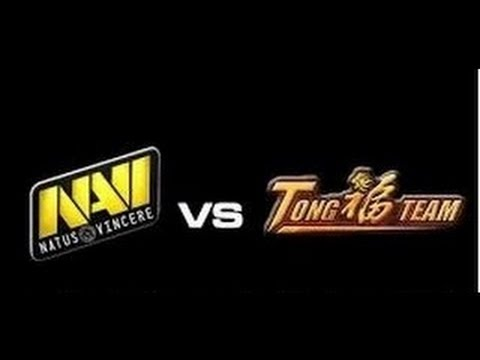 NaVi Vs TongFu The International 3 TI3 2013 Game 2 Лучшая Epic Best  Игра  Русские комментаторы
