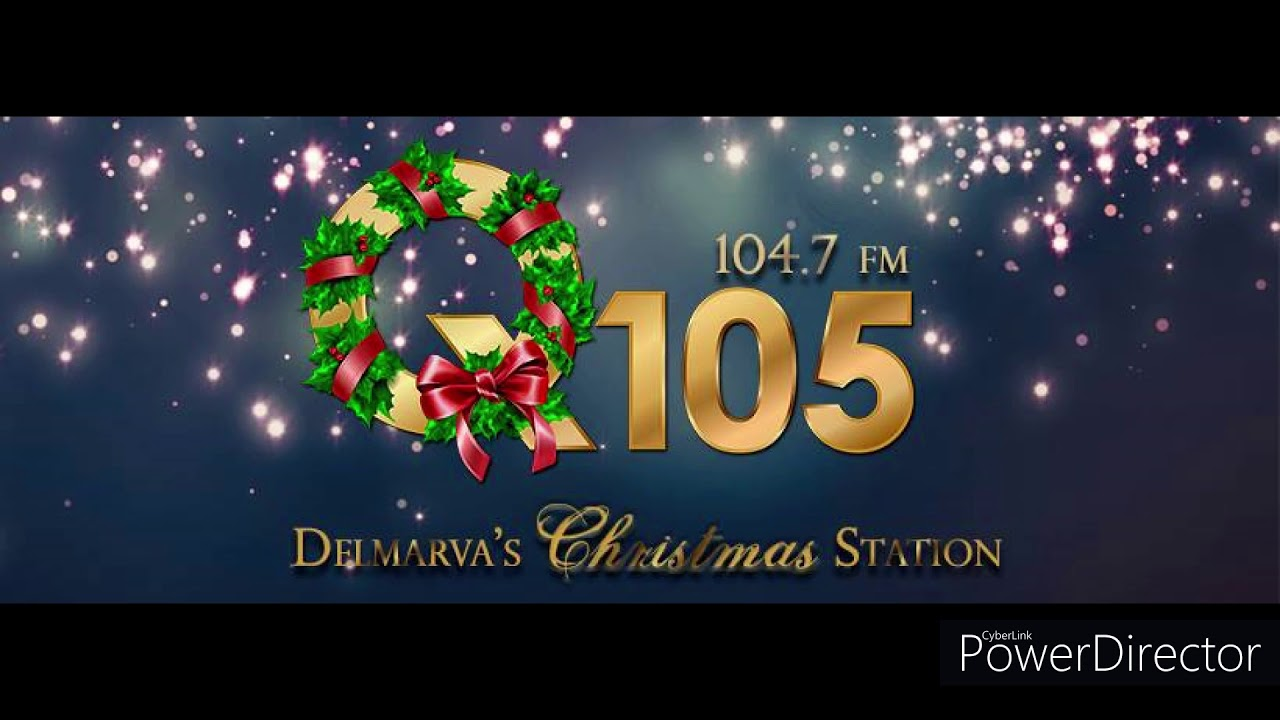 Q105 Fm Christmas Music 2020 Q105 WQHQ FM switches to Christmas music   November 18, 2019   YouTube