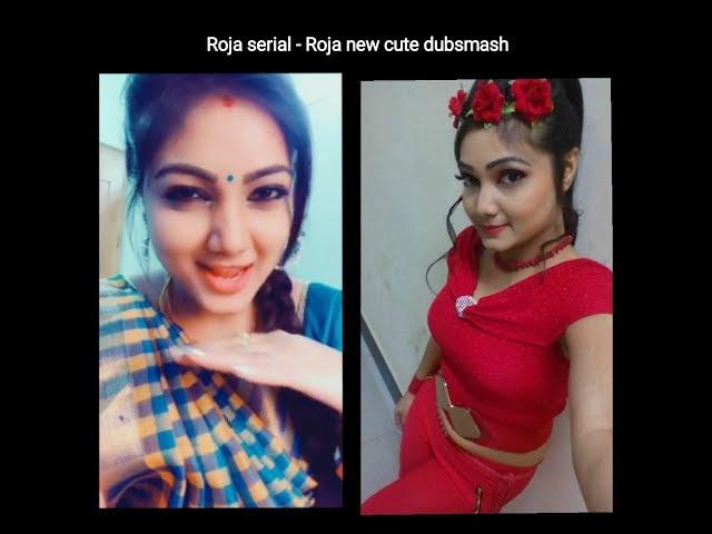 Roja serial  - Roja new dance and dubsmash