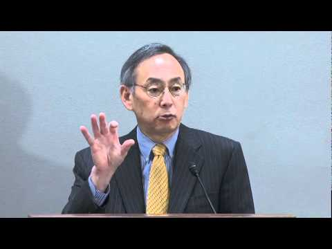 Energy Secretary Chu speaks at the Colorado Capital Conference
