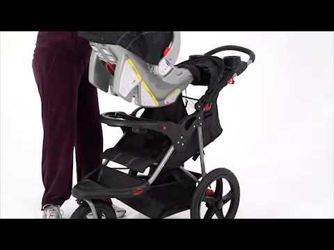 Baby Trend Range Jogger
