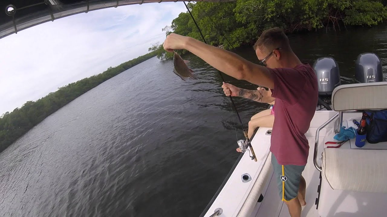 Cape coral fishing youtube for Cape coral fishing report