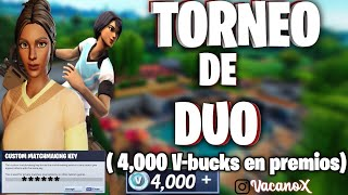🔴4,000 vBucks Summer Tournament In Duos// Fortnite [East Coast] Semi-Finals🔴