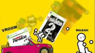 SPIDERMAN: WEB OF SHADOWS (Zero Punctuation) (Video Game Video Review)