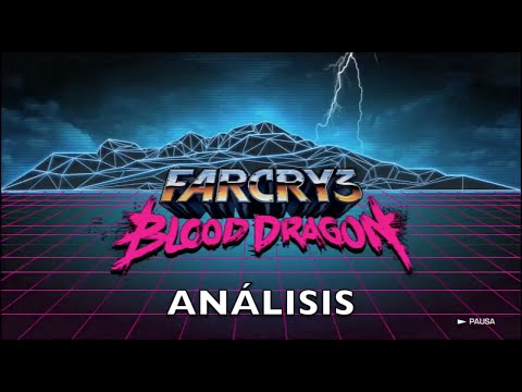 FAR CRY 3 Blood Dragon: Análisis [HD]