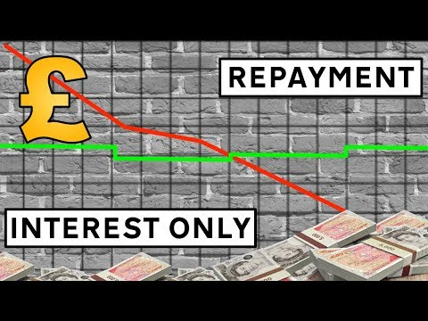 Repayment Or Interest Only Mortgage | Good Debt Vs Bad Debt |  Buy To Let Mortgage