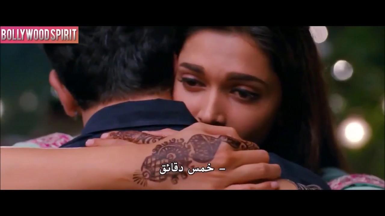 A Romantic Scene From A Movie Yeh Jawaani Hai Deewani Between