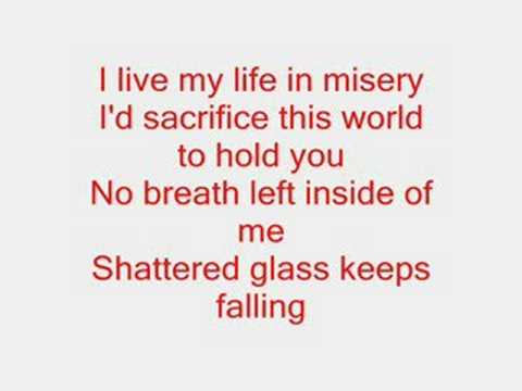 Bullet For My Valentine - Say Goodnight (Acoustic) w/ lyrics
