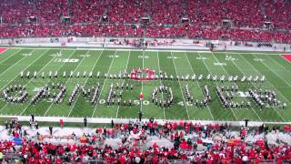 HD 1080P OSUMB Video Game Half Time Show PLUS Script Ohio TBDBITL Ohio State vs. Nebraska 10 6 2012 thumbnail