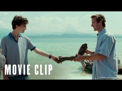 Call Me By Your Name - Truce Clip - Starring Timothée Chalamet - At Cinemas October 27