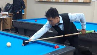 Hứa Kiến Đức vs Nguyễn Hoài Phương. Billiards Vietnam