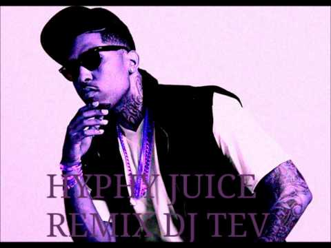 The Team - Hyphy Juice (Remix) (Chopped&Screwed - By Dj TEV)