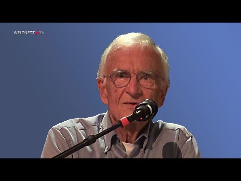 Prof. Dr.  Norman Paech - Der Syrienkrieg und die Perspektiven Syriens aus völkerrechtlicher Sicht