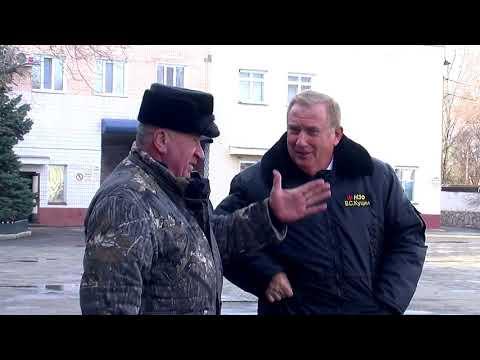 Автотранспортному цеху Никопольского завода ферросплавов - 50 лет