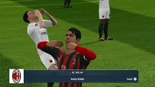 Valencia Vs AC Milan | Dream League Soccer 2019 | Android Gameplay #2
