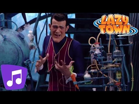 LazyTown | Master Of Disguise Music Video