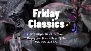 Friday Classics on 96.3 WRock Manila screenshot 3
