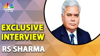 RS Sharma Of National Health Authority Exclusive On CoWIN Portal Hack   CNBC-TV18