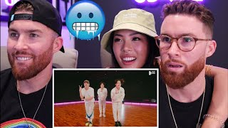 3J Butter Remix Dance Reaction! SO GOOD WE HAD TO WATCH IT TWICE!🥶🥶🥶