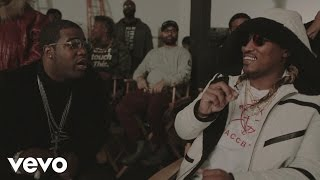 A AP Ferg New Level Ft Future Behind The Scenes