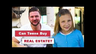 Can Teens Invest In Real Estate? Best Age To Start