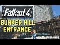 Fallout 4 - Bunker Hill Entrance Area