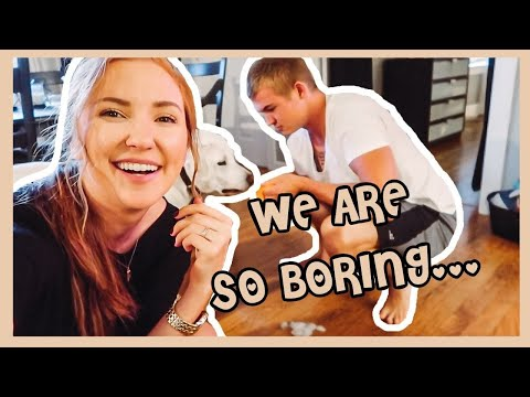 WE'RE NEXT LEVEL BASIC + CLEANING MY ENGAGEMENT RING | Sam and Moriah Vlogs