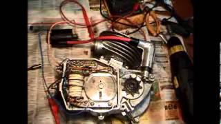 Д8Э Установка электронного зажигания