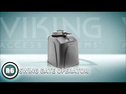 Viking R-6 Residential Swing Gate Operator