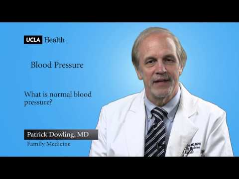 Blood Pressure | Video FAQs - UCLA Family Health Center