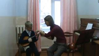 Мельникова А.И. Разнообразные виды работы на начальном этапе обучения в классе домры