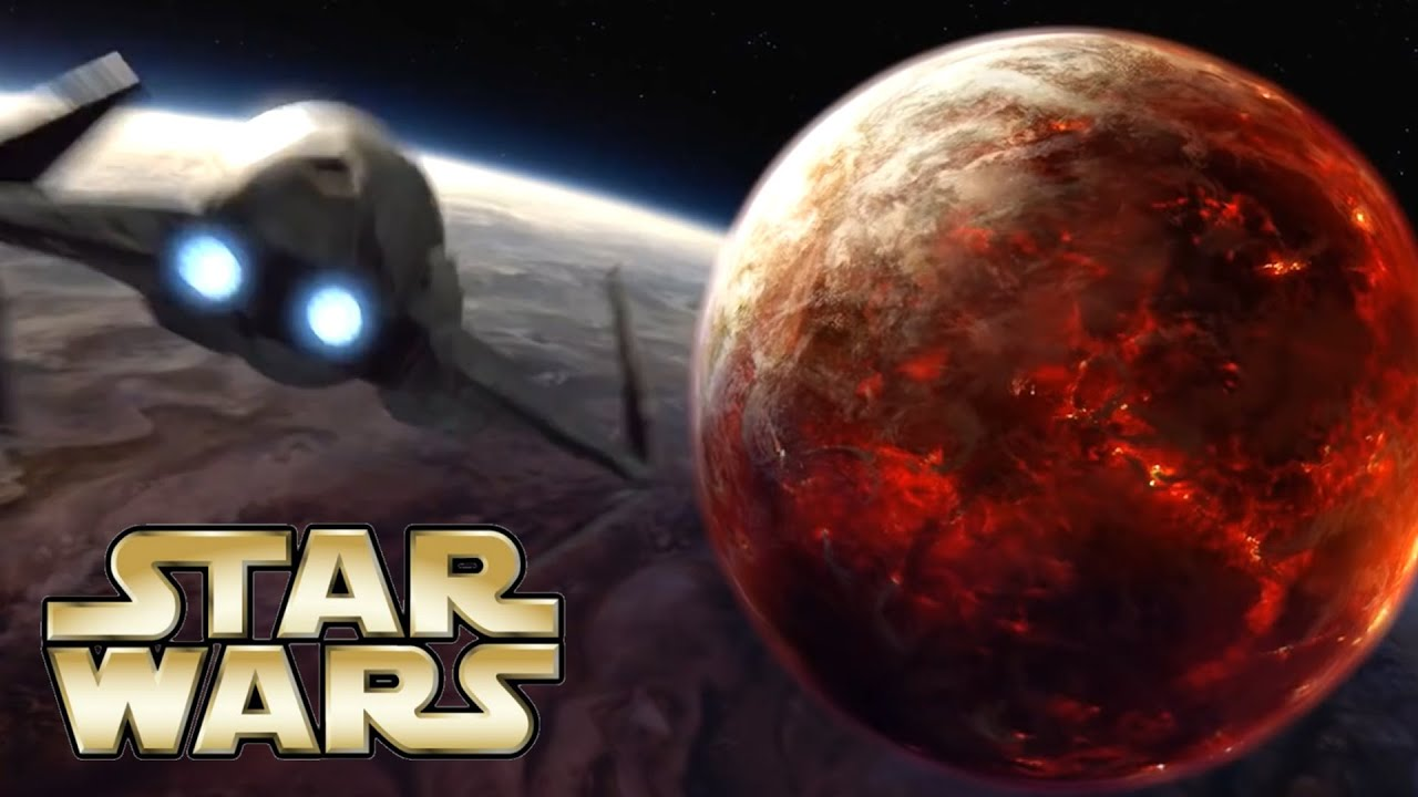 Top 5 Scariest Planets Of Star Wars Star Wars Revealed