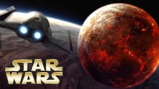 Top 5 Scariest Planets of Star Wars - Star Wars Revealed