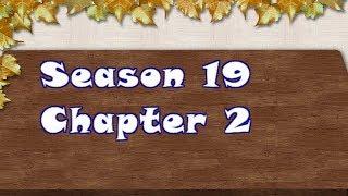"""Temporada 19 Capítulo 2: """"Las cicatrices del pasado"""""""